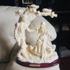 The Natelia Collection figurine